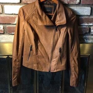 Jackets & Blazers - Marc Mew York leather jacket